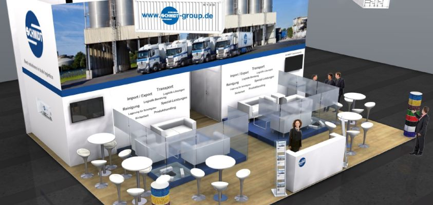 SCHMIDT again exhibiting at TransportLogistic in Munich